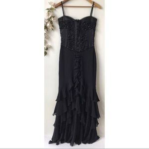 NWT Escada Couture Formal Gown Dress